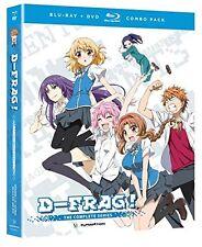 D-Frag: Anime Complete Series Box /  BluRay + DVD Combo Set NEW!