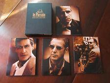 LE PARRAIN DVD COLLECTOR - La Trilogie + Bonus