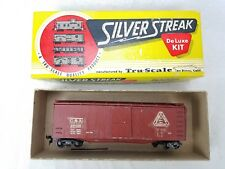 Silver Streak HO Scale C&A 28459 Reefer Car w/Box BUILT