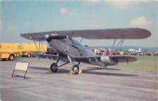 The Hawker Hind plane