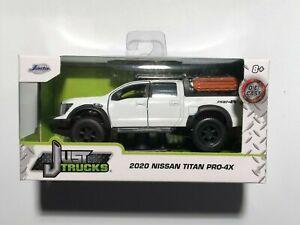 Jada 2020 NISSAN TITAN PRO-4X PICKUP TRUCK 1:32 SCALE - Rare! -  free shipping
