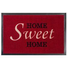 Fussmatte Homelike Sweet Home rot 50x70 cm