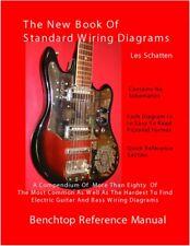 Schatten Book of Standard Wiring Diagrams for Guitar/Bass Pickups, Les Schatten