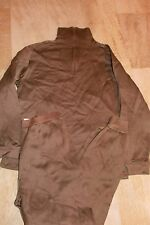 Military Surplus, Army,  Poly Pro Top & Bottom Large, Excellent