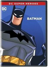 DC Super-Heroes: Batman (DVD, 2017) New