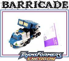 Transformers Energon _ Combiners _ Bruticus Maximus _ Barricade
