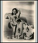 Rosa Turich HOLLYWOOD BEAUTY STUNNING 1934 PORTRAIT ORIG Alluring POSE Photo 552
