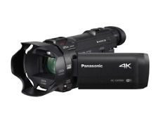 A - Panasonic HC-VXF990 4K Digital 20x Zoom Video Camera