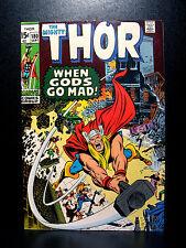 COMICS: Marvel: Thor #180 (1970), Neal Adams art/Loki app - RARE (avengers)