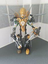 HUGE LEGO HERO FACTORY FIGURE 2282 ROCKA XL (2011) 99% complete