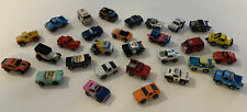 Micro Machines Lot, Assorted Vehicles, 80's