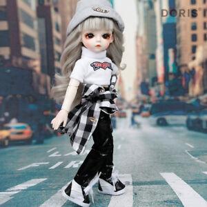 BJD Dolls   Doris Doll Puppen Handgemacht 60cm 45cm 30cm   Versand aus DE