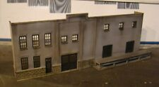 HO Scale Building Walthers Arrowhead Brewery Background Structure Weathered