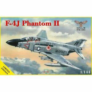 Modelsvit MSVI-SVM14001 F-4J Phantom II 1/144
