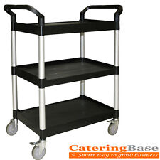 Commercial 3 Tier Mobile Trolley,Bus Carts,Transport Trolley 851Wx410Dx940Hmm