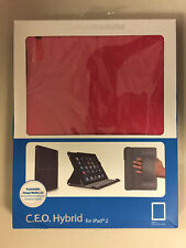 Brand New Marware C.E.O Hybrid Case for iPad 2 - Pink - AGHB14