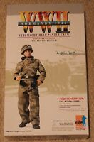 dragon action figure 1/6 ww11 german anselm 70585 12'' boxed did cyber hot toy