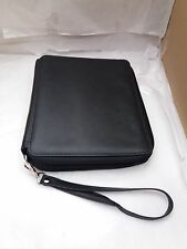 126 Pencil Case/Personal Organiser - Leather Effect Stylish Carry Case