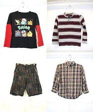15 Pc Lot Boys 10/12 M Clothing Old Navy Gap Short Long Sleeve T-Shirts Lego Top