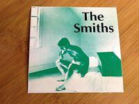 The Smiths sticker decal bumper window Marr Morrissey Rourke Joyce tour UK 80/'s