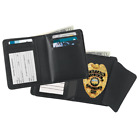 Strong Leather Company Deluxe Single Id Badge Wallet 560
