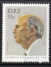 IRELAND MNH 2011 The 100th Anniversary of the Birth of Cearbhall Ò Dálaigh