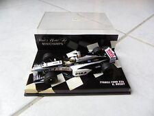 Tyrrell Ford 026 Ricardo Rosset #20 Minichamps 1/43 1998 F1 Formule 1