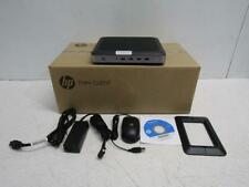 Hp t630 Thin Client Mini Desktop Computer Amd Gx-420Gi 16Gb
