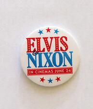 BADGE FOR THE ELVIS & NIXON FILM -  ELVIS PRESLEY RICAHRD NIXON