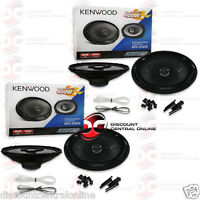 "4 x KENWOOD KFC-6965S 6"" x 9"" 3-WAY CAR AUDIO COAXIAL SPEAKERS 6x9"""