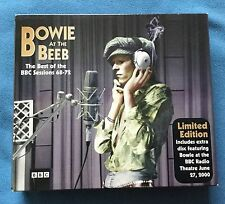 DAVID BOWIE - 'BOWIE AT THE BEEB' LIMITED EDITION 3 CD SET - 5289582 - 2000
