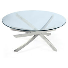 Magnussen Zila Round Cocktail Table