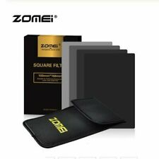 ZOMEI Square Full Gray filter Neutral Density ND2/4/8/16 Filter for Cokin Z-PRO