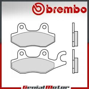 Pastiglie Brembo Freno Posteriori 07033.XS per Kymco DINK CLASSIC 125 2002 2004