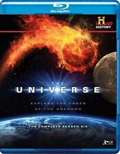 The Universe: The Complete Season 6 Six (Blu-ray Disc, 2011, 3-Disc Set)