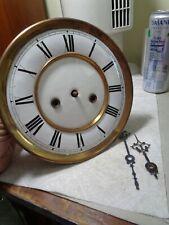 Antique-Gustav Becker-2 Wt Vienna Regulator Clock Movt-Ca.1890-To Restore-K901