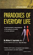 B000OEJ120 Paradoxes of Everyday Life