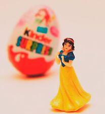 Snow White Kinder Egg Surprise Toy Disney Princess Figure Cake Topper New