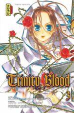 TRINITY BLOOD 3  Yoshida Kuyjyo MANGA shojo