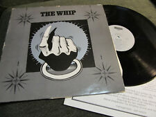 The Whip Sex Gang Children Marc Almond LP damned '83 soft cell goth maldoror WOW