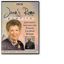JOAN'S ROME A PROFILE OF FRANCIS CARDINAL ARINZE :  AN EWTN DVD