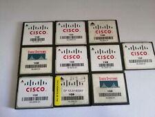 10PCS  Original Cisco 1GB Compact Flash CF card,Memor card