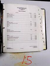 New Holland LW170.B  LW 170.B Service Shop Repair Manual  Bur 6-49760