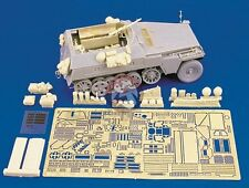 "Royal Model 1/35 Sd.Kfz.250/1 ""Neu"" Update Set Part.1 (for Dragon No.6100) 220"