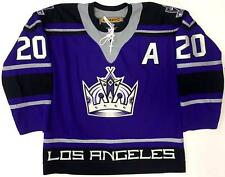 "LUC ROBITAILLE LOS ANGELES KINGS 2002 AUTHENTIC ON ICE KOHO ""CROWN"" JERSEY 52"