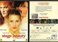 STAGE BEAUTY - DVD (USATO EX RENTAL)