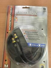Monster Cable MonsterVideo II Kabel - 4 m meter
