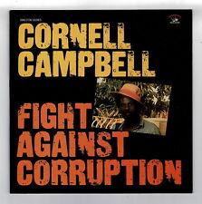 CORNELL CAMPBELL-fight against corruption  LP  kingston sounds    (hear)  reggae