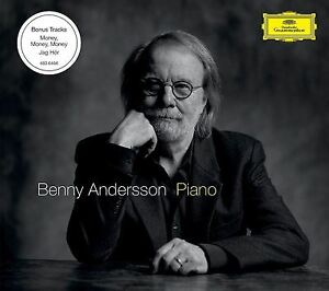 Benny Andersson: Piano CD NEW