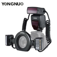 Yongnuo YN24EX TTL Twin Lite Macro Flash Speedlite LCD Display for Canon Camera